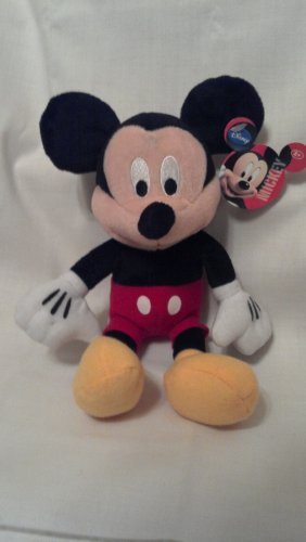 classic mickey mouse plush - 5