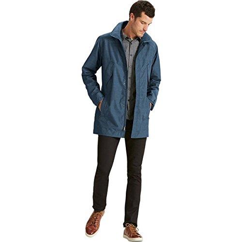 [ナウ] メンズ ジャケット&ブルゾン Quintessentshell Trench Coat [並行輸入品] B07DJ1LXVN S