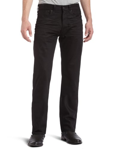 ginal Fit Jean, Polished Black, 34x30 ()