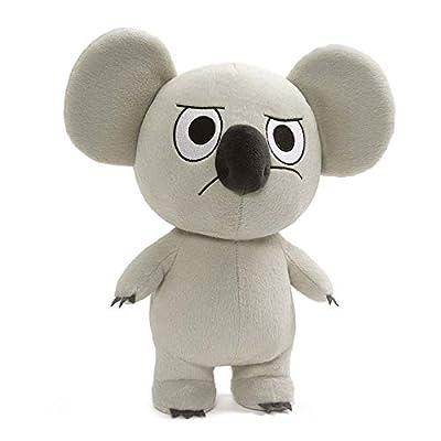 """GUND We Bare Bears Standing Nom Nom Koala Plush Stuffed Bear, 9"""", Multicolor: Toys & Games"""