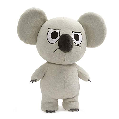 GUND We Bare Bears Standing Nom Nom Koala Plush Stuffed Bear, 9