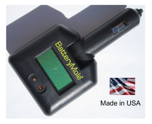 Price comparison product image BatteryMole Patented Battery Health Monitor (Car)