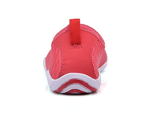 Unn Women Sneldrogend Water Schoenen Instap Multifunctionele Sneakers Voor Duik Surf Swim Beach Yoga All Pink