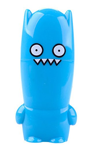 Artist Collectible Dolls - 8GB Ice-Bat Uglydoll x MIMOBOT Character USB Flash Drive with bonus preloaded Mimory content, Limited Edition by MimocoMIMOBOT USB Flash Drive
