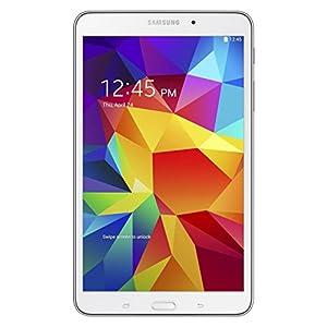 Samsung Galaxy Tab 4 SM-T337A 16GB Wi-Fi + 4G (AT&T) 8′ Tablet – WHITE