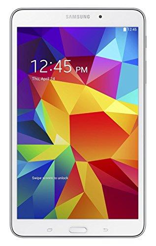 Samsung Galaxy Tab 4 SM-T337A 16GB Wi-Fi + 4G (AT&T) 8' Tablet - WHITE by Samsung