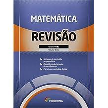 Caderno de Revisão - Matemática. Volume Único