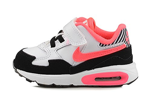 Nike Air Max St Tdv Toddler Sneakers White Pink Black