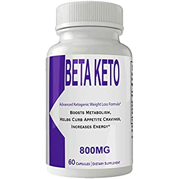 Amazon.com: Beta Keto BHB Pills Weight Loss Supplement
