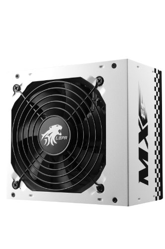 LEPA N Series MX-F1 600W ATX Racing Car Style Coating Power Supply with Extremely Silent Fan, N600-SB by LEPA (Image #6)