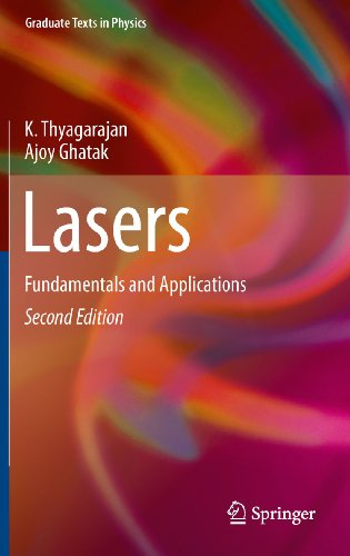 (Lasers: Fundamentals and Applications (Graduate Texts in Physics))