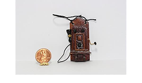 Dollhouse Miniature 1:12 Scale Set of 2 Ornate Library Books