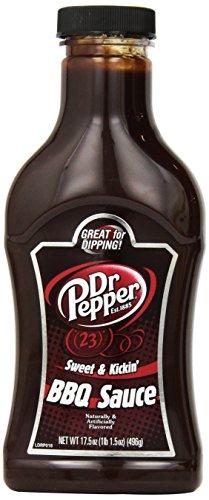 Dr. Pepper Sweet & Kickin' BBQ Sauce