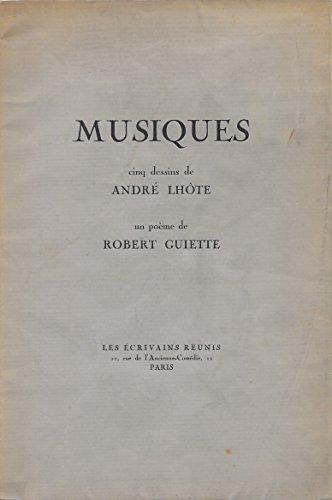 Musiques.