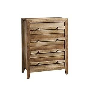 Sauder 418175 Dressers, Chest, Craftsman Oak