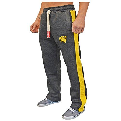 SMILODOX Herren Jogginghose 'Coovveer' | Trainingshose für Sport Fitness  Gym Training & Freizeit | Sporthose - Jogger Pants - Sweatpants Hosen ...