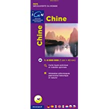 IGN MONDE NO.85102 : CHINE