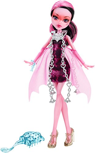 Monster High Haunted Getting Ghostly Draculaura Doll -
