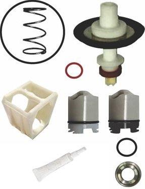 """Watts 009 1/4"""" - 1/2"""" Total Repair Kit. Included Kits: Total Relief Valve Repair Kit, First Check Valve Repair Kit, Second Check Valve Repair Kit, Retainer 0887298 887298 RK 009-T"""