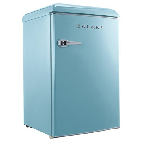 Galanz 4.4 cu. Ft Retro Mini Fridge
