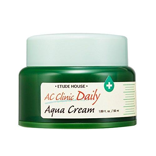 Etude House AC Clinic Daily Aqua Cream 50ml