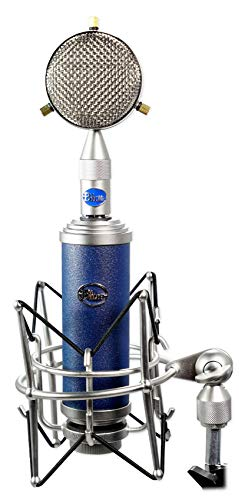Blue Microphones Bottle Rocket Stage 1 Solid State Microphone with B8 Capsule