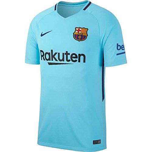 Nike Men's Soccer F.C. Barcelona Away - Shirt Barcelona Fc Original