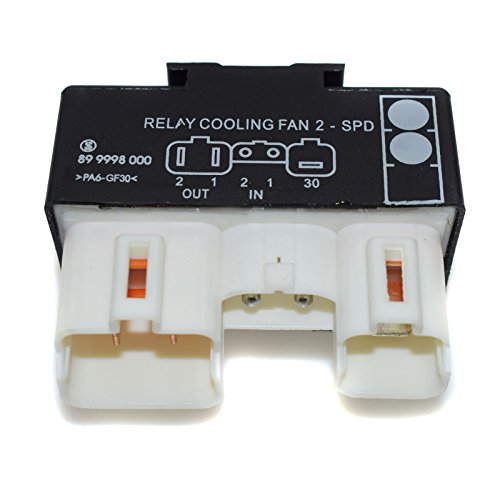 (Engine Cooling Fan Control Switch Relay Module For VOLVO C70 S70 V70 V90)
