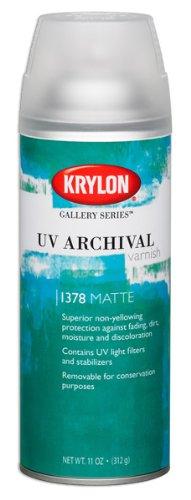 krylon-k01378000-gallery-series-uv-archival-varnish-aerosol-spray-satin-11-ounce