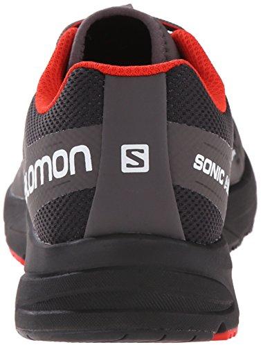 Salomon Sonic Aero Scarpe da Trail Corsa - AW16 Black Alta Calidad Precio Barato ep9Ubwxk