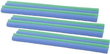 HUDORA Ersatz Schaumstoffrohre mit 25//26mm Innendurchmesser f/ür bis zu 8 Stangen