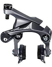 Shimano BR-R8010F, Freno de ataque directo unisex para adultos, negro, delantero