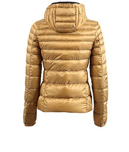 Para Plumas Viento Prueba Oro Refrigiwear Hidrófugo De A Mujer Tejido Chaqueta Mead qwAxIUZCEz