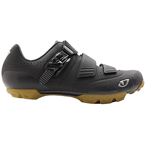 Giro Privateer R Cycling Shoes (Black/Gum, 42.5)