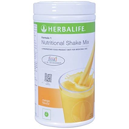 Buy Herbalife Nutrition Mango Shake Mix Online At Low Prices In India