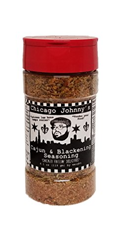Chicago Johnnys Cajun and Blackening Seasoning