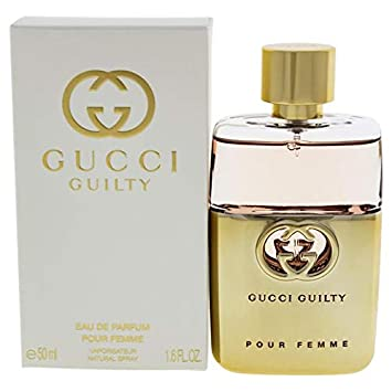 ad8fa87106b Amazon.com : Gucci Guilty Pour Femme By Gucci For Women - 1.7 Oz Edp Spray  1.7 oz : Beauty