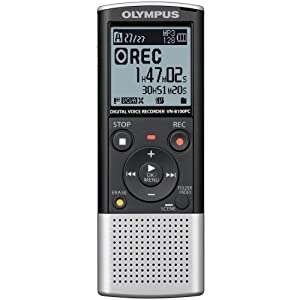 Olympus vn-480pc digital voice recorder