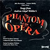 Songs From Andrew Lloyd Webber's 'The Phantom Of The Opera'