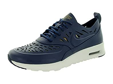 Nike Womens Air Max Thea Joli Midnight Navy/Mid Nvy/Smmt Wht Running Shoe