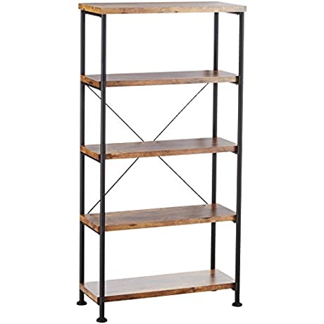 Coaster Home Furnishings Coaster 801542 Bookcase Barritt Collection