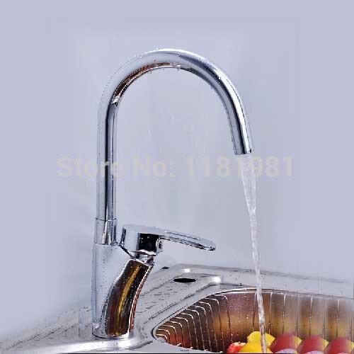 U-Enjoy schöne Einhand-Top-Qualität Upc Küchenarmatur Küche [Kostenloser Versand]
