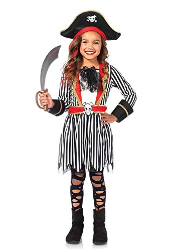Leg Avenue Pirate Captain Costumes - Leg Avenue Children's Pirate Captain