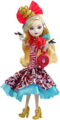 Ever After High Way Too Wonderland Apple White Doll (Apple White Ever After High Doll)