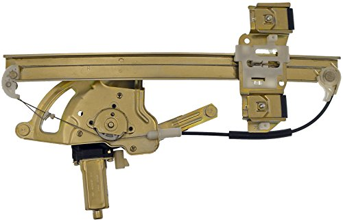Dorman 741-818 Pontiac Bonneville Front Passenger Side Window Regulator with Motor (Bonneville Window Motor Pontiac)