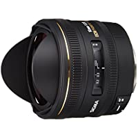 Sigma 10mm f/2.8 EX DC HSM Fisheye Lens for Canon Digital SLR Cameras - International Version (No Warranty)
