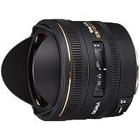 Sigma 10mm f/2.8 EX DC HSM Fisheye Lens for Canon Digital SLR Cameras - International Version (No Warranty)