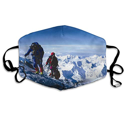 Sam-Uncle Anti Dust Face Mouth Cover Mask Snow Mountains Climbing Anti Pollution Breath Healthy Mask