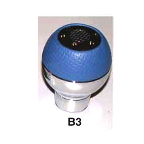- Automatic Universal Shift Knob Blue Aluminum