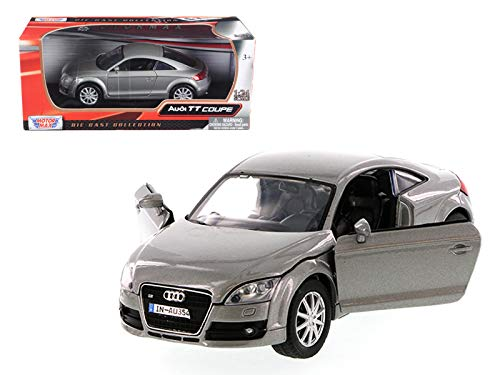 MotorMax 1/24 Scale Metal Model 73340 - Audi TT Coupe - ()